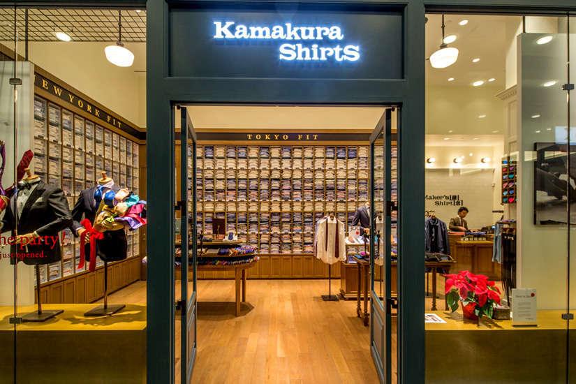 Kamakura Shirts – Brookfield Mall