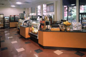 NYU Kaufman Management Center Café featured image
