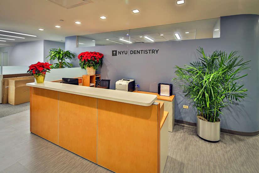 NYU – Dental School Dean's Office