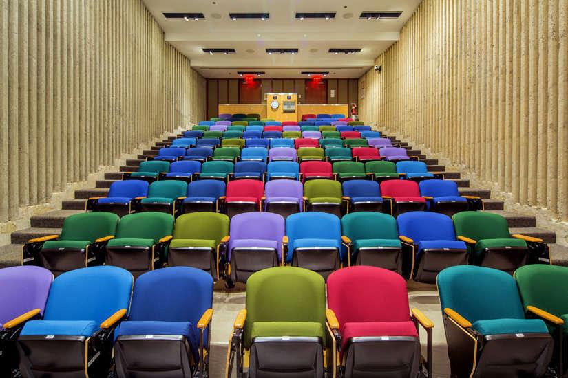 NYU – Meyer Building Lecture Halls