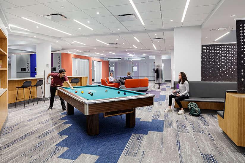 NYU – Student Lounge